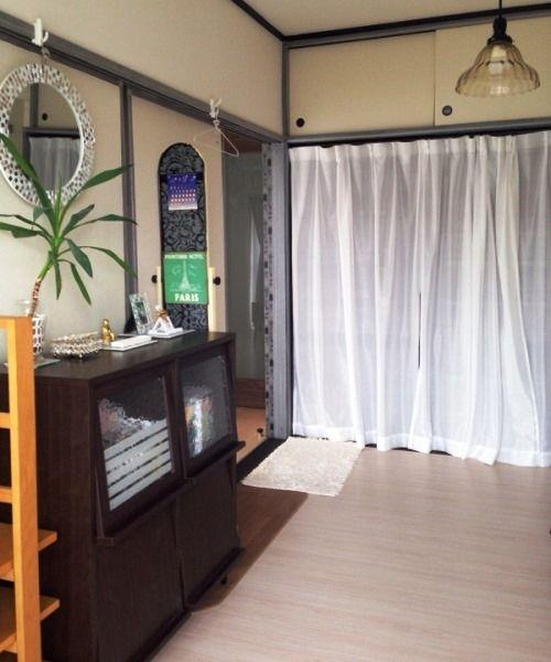 Sさんの居室は和室だが、ウッドカーペットを敷いて洋室として使用している。「気ままに寛げる空間ですし、ルーフバルコニーに面しているので、天気の良い日は眺望も楽しんでいます」。