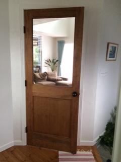 前居では、帰宅後にドアを開けると空気が籠っていると感じることが多かったというSさん。「新居では帰宅直後から快適です。壁に漆喰を塗った効果かもしれませんね」。