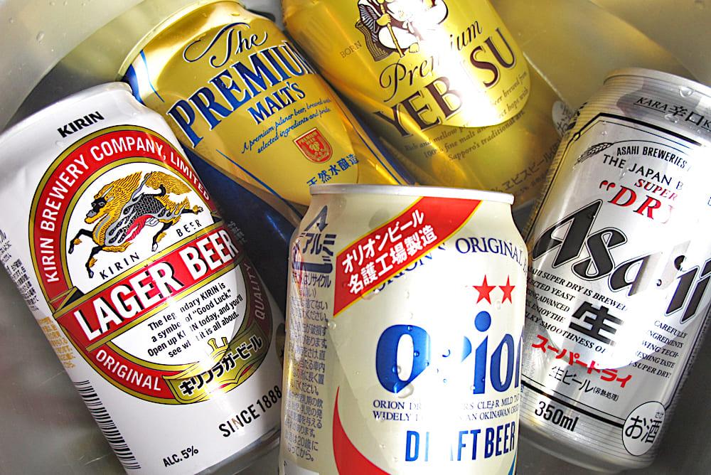 缶ビールの英文を読み解く/ARUHIマガジン